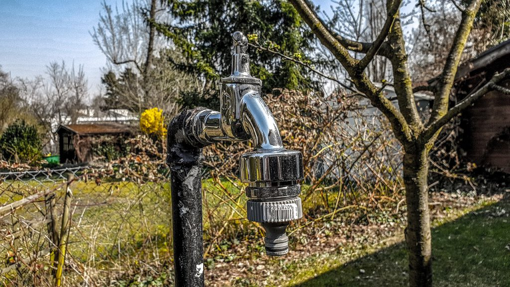 Wasser wird ab dem 27.03.2021 (gegen 12Uhr) zu ersten  Gemeinschaftsarbeit wieder aufgedreht
