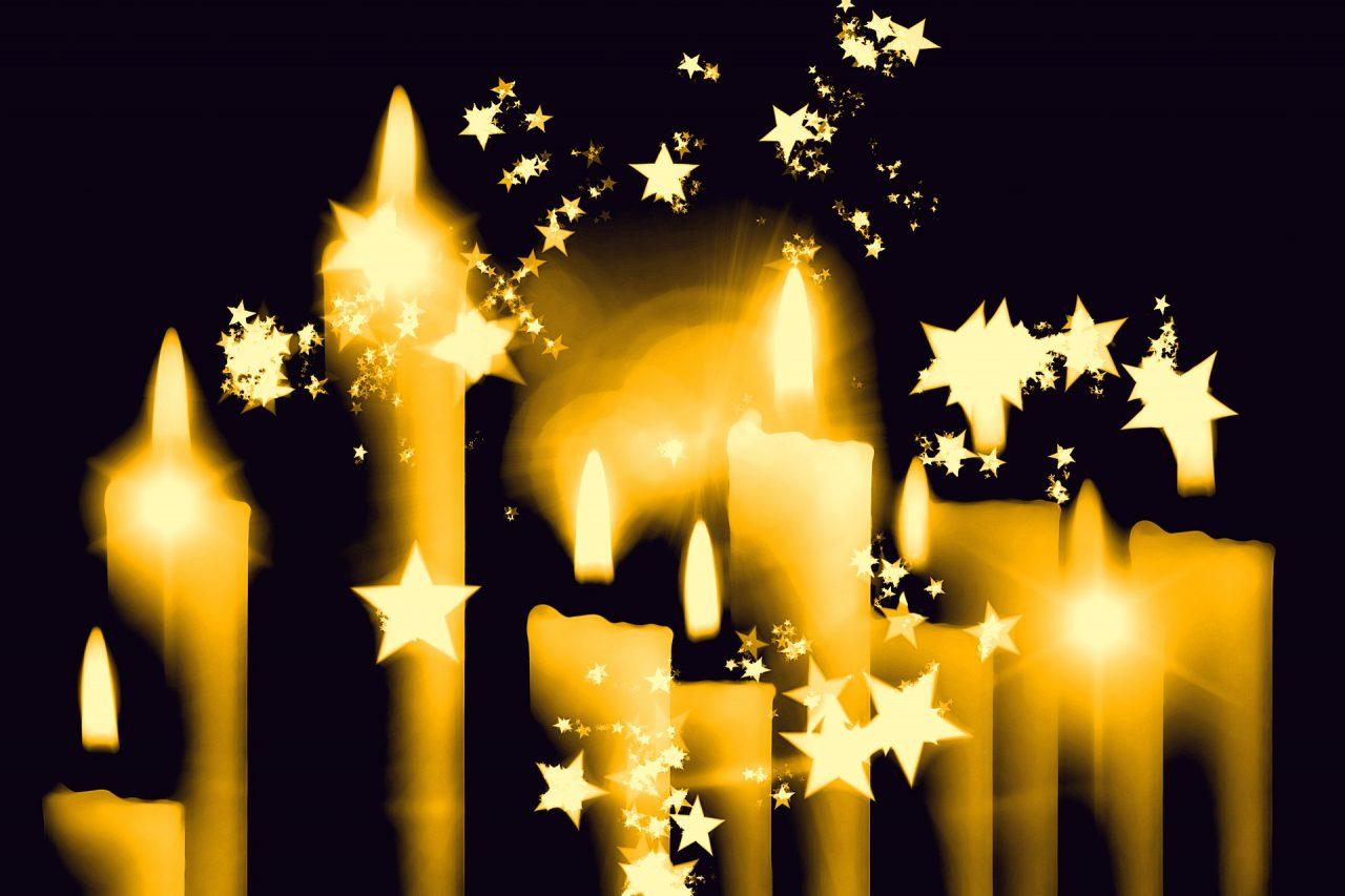 Schöne Advents- und Weihnachtszeit